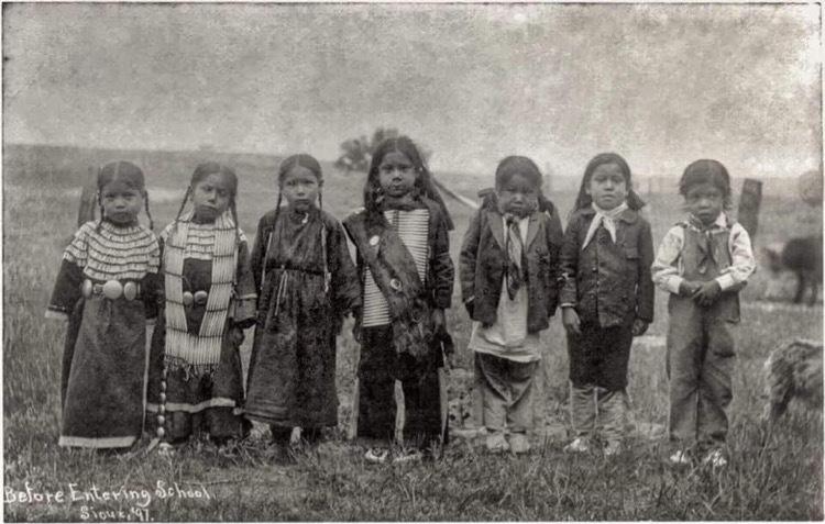 My Stolen Childhood: Indian Boarding Schools